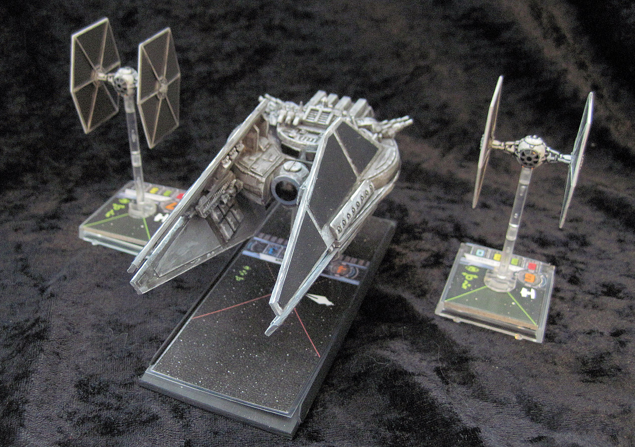 invivosX Wing Miniatures Game