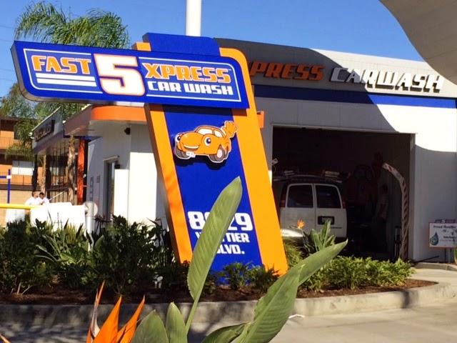 Montebello Mom Free Car Wash FastXpress Pico Rivera - Fast 5 car wash pico rivera