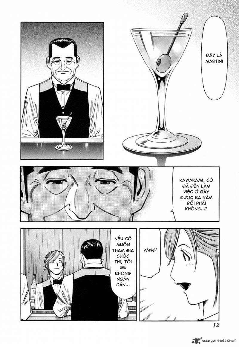 Bartender chap 48 Trang 16 - Mangak.info