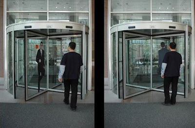 Clever and Creative Revolving Door Advertisements (20) 2