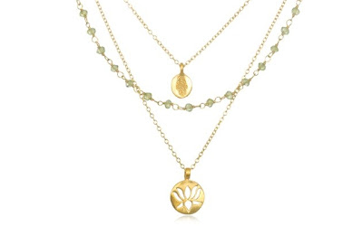 A Blog of Goodies: 76% off Satya Jewelry Layered