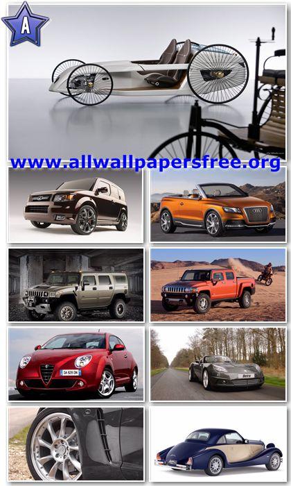 100 Impressive Cars HD Wallpapers 1366 X 768 [Set 34]