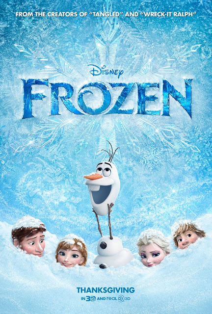 frozen 3d animation