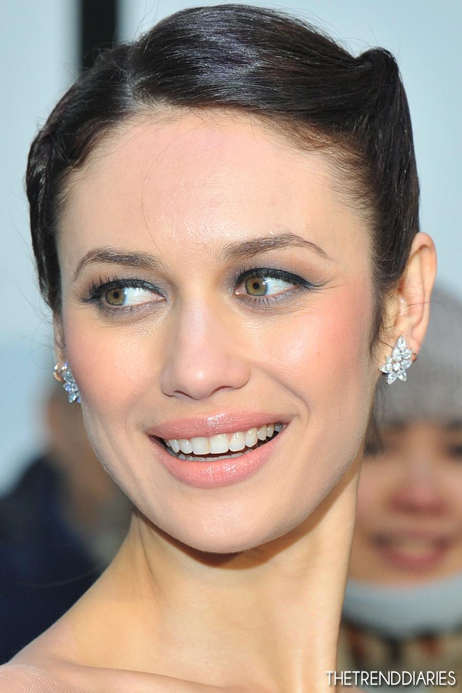 Ольга куриленко макияж фото