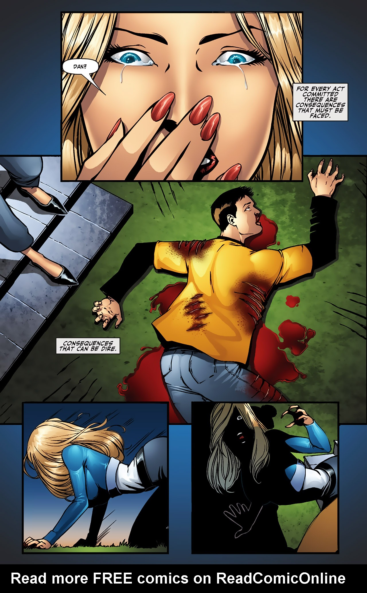 Grimm Fairy Tales (2005) Issue #9 #12 - English 23
