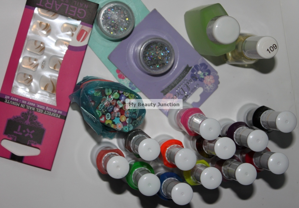 Nail Trail Supply Haul From Ebay Cosmetopia Digest Beauty And