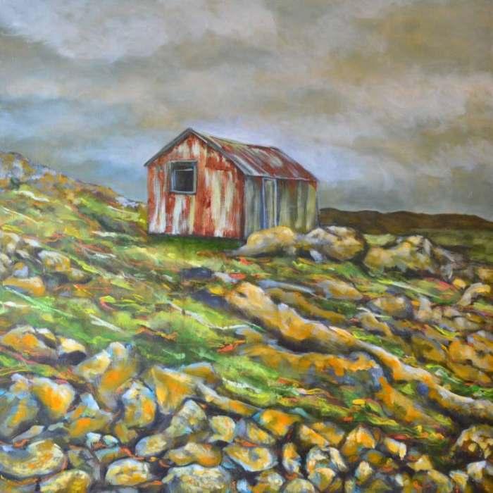 Канадская художница. Helena Wadsley