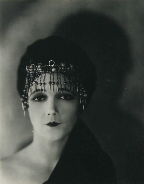 vintage portrait goudal