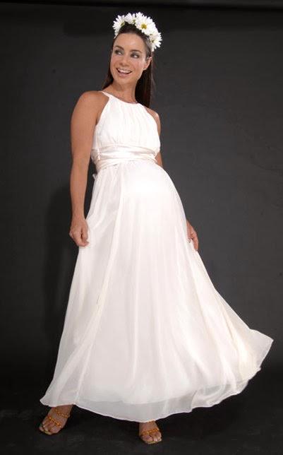 Vestidos de Novias para embarazadas