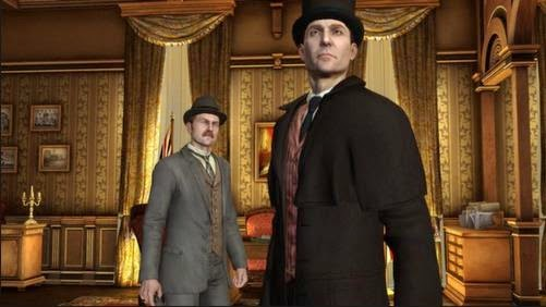 PC Games The Testament of Sherlock Holmes