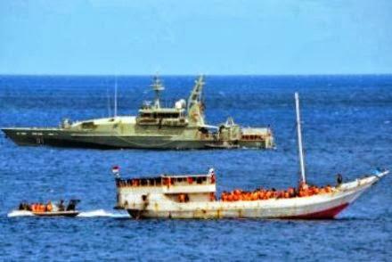 Langgar Wilayah Laut RI, Komandan Australia Dipecat