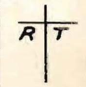 signo convencional de Tren regimental