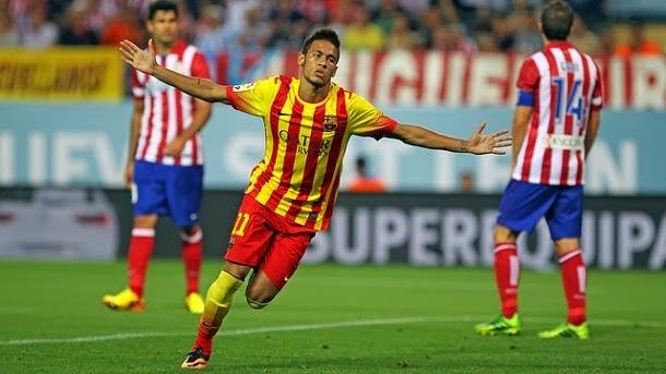Calendario 2013-2014 del F. C. Barcelona