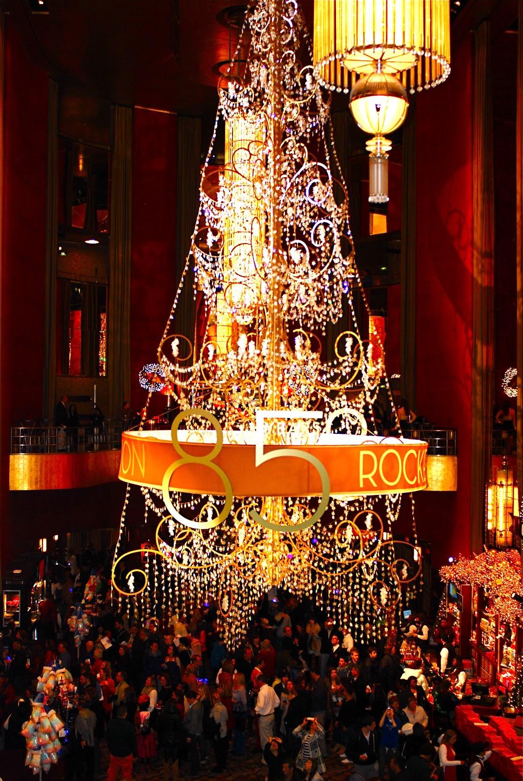 NYC ♥ NYC: Radio City Christmas Spectacular Celebrating 85 Years of ...