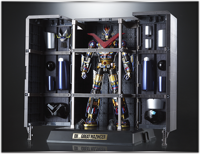DX Soul of Chogokin Great Mazinger official image 07
