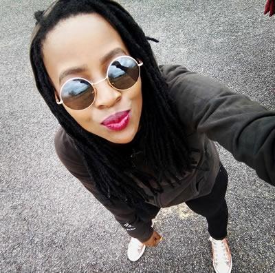 Big Brother Africa Goitse April Kgaswane Photos