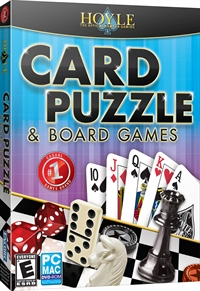 Hoyle 2013 Card Puzzle and Board Games PC Full