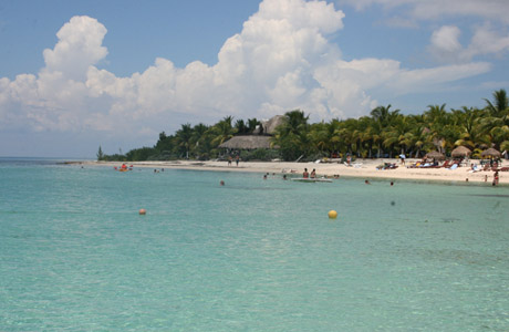 Cozumel, Quintana Roo, playa