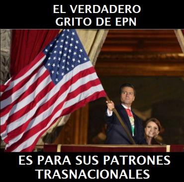 EL VERDADERO GRITO DE EPN