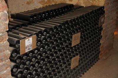 Botellas Bodega del Real Cortijo. Blog Esteban Capdevila