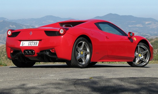 2013 Ferrari 458 Spider Reviews, Specs and Prices | Cars.com