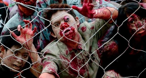 cortometrajes de zombis