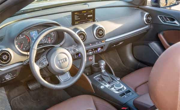2015 Audi A3 Cabriolet 1.8T Review