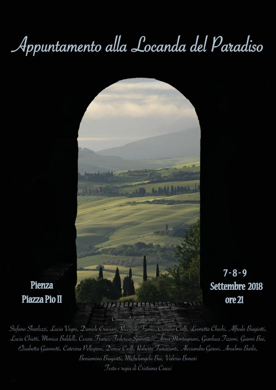 Fabio Pellegrini Notizie Dalla Val D Orcia 2018