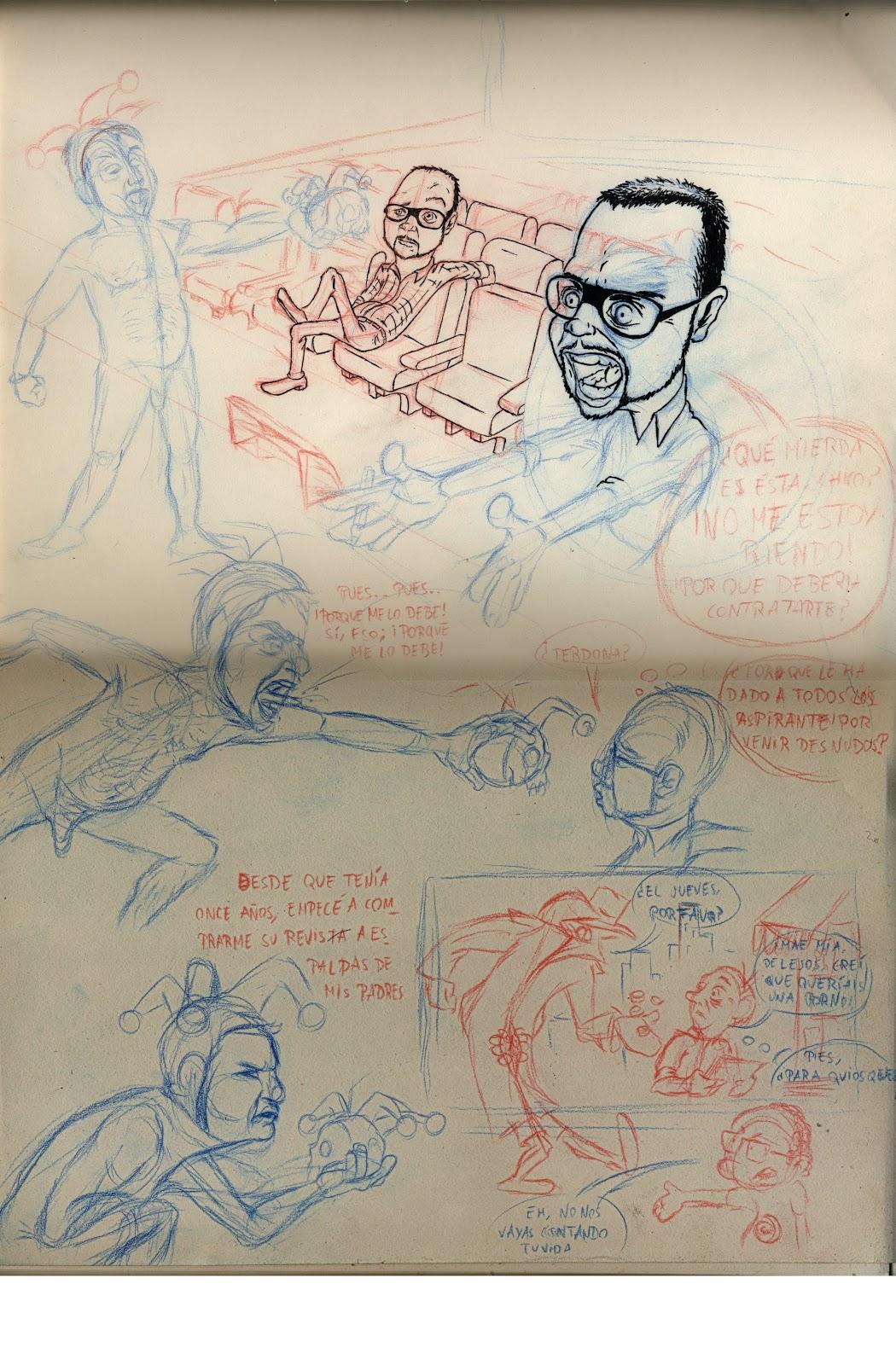 Ilustraciones sueltas chulas encontradas por el internete - Página 4 Pag01