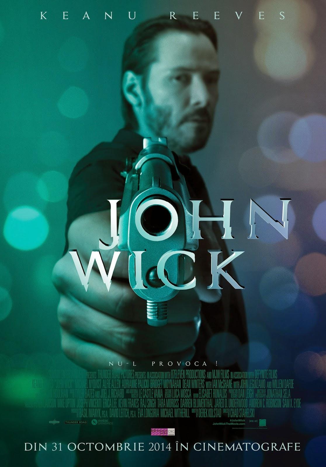 John Wick: Otro Dia Para Matar [2014] HD [1080p] Latino [GoogleDrive] SilvestreHD