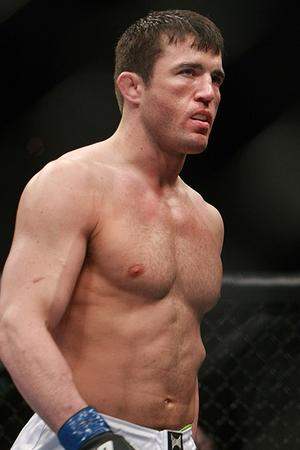 ufc mma middleweight fighter chael sonnen picture image img pic