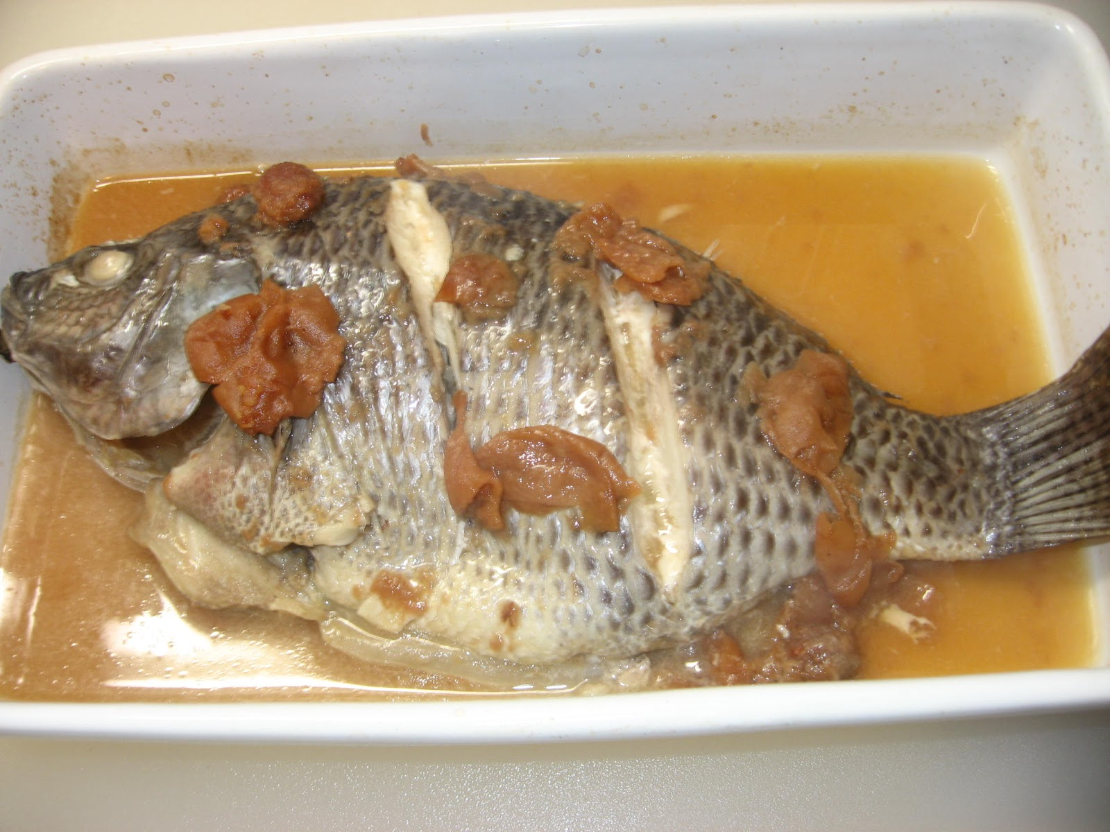how to make chinese salted fish
