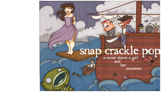 Snap Crackle Pop