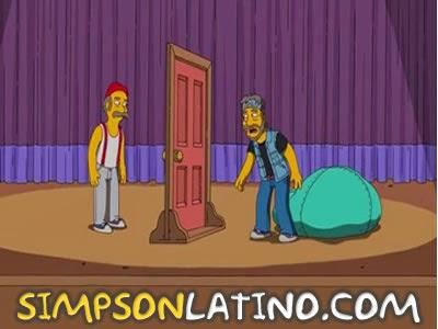 Los Simpson 22x16