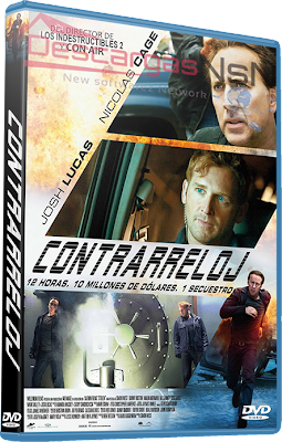 Contrarreloj (2012) DVD