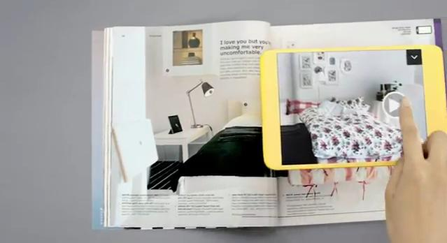 The 2013 IKEA catalog is alive!