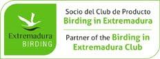 """Iberian Nature es miembro del Club de Producto """"Birding in Extremadura"""""""
