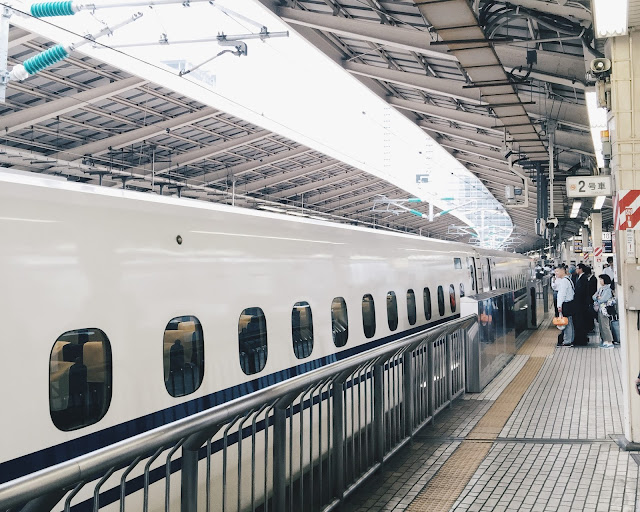 Shinkansen Japan Bullet Trains