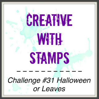 Thrilled to have won an Honorable Mention at Creative with Stamps!