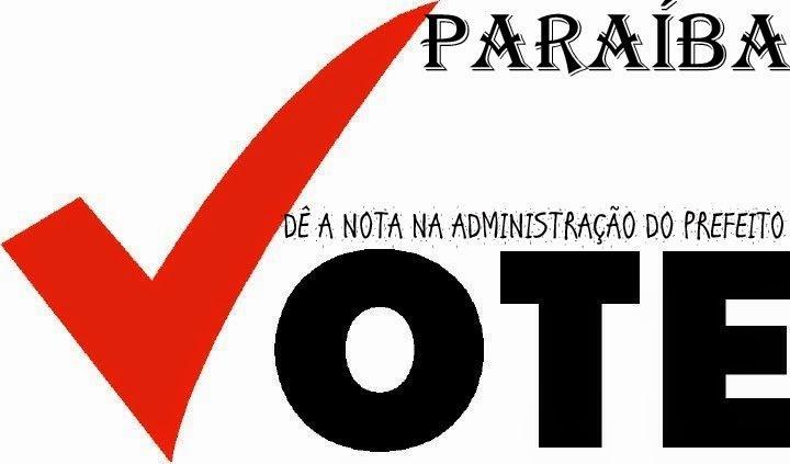 VOTE PARAÍBA