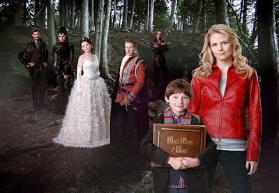 hlavni postavy serialu Once Upon a Time TV stanice abc