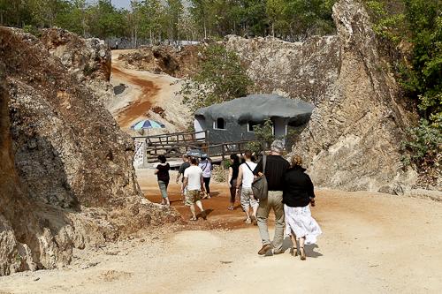 Thailande en voyage organisé