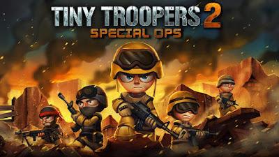 Tiny Troopers 2 V1.3.8 MOD Apk
