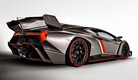 Mobil Sport Lamborghini Veneno Terbaru_2