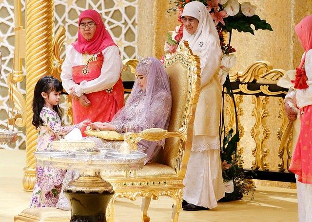 Sultan of Brunei Children