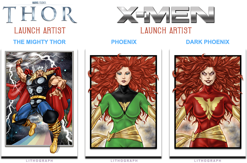 Thor - Phoenix - Dark