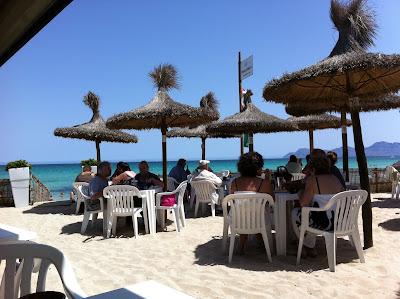 Sabado 14 ruta paella y playa  La+foto