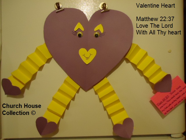 Church house collection blog valentine snacks and heart for Kids crafts for church