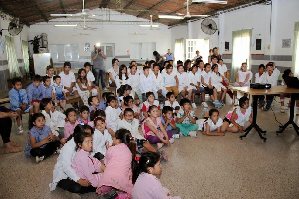 Finalizó la edición 2014 de la campaña de salud bucal en las escuelas