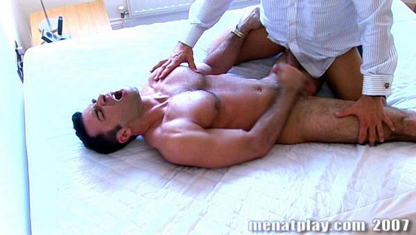 Hot muscle hunks Jed Willcox and Dan Vega